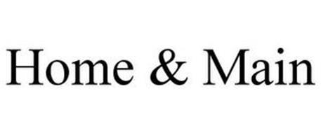 HOME & MAIN