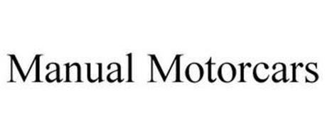 MANUAL MOTORCARS