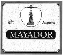 SIDRA ASTURIANA MAYADOR