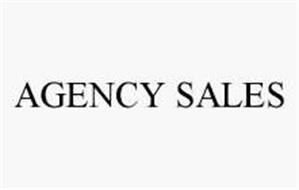 AGENCY SALES