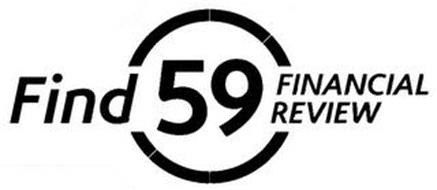 FIND 59 FINANCIAL REVIEW