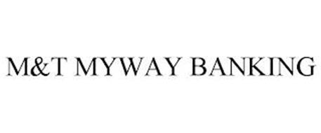 M&T MYWAY BANKING