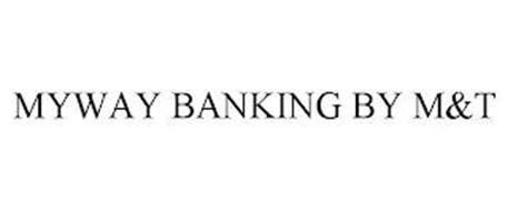 MYWAY BANKING BY M&T
