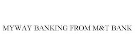 MYWAY BANKING FROM M&T BANK