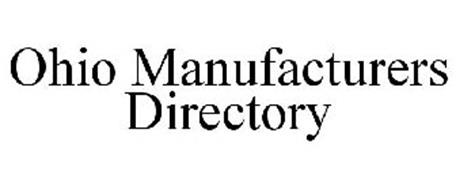 OHIO MANUFACTURERS DIRECTORY