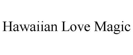 HAWAIIAN LOVE MAGIC