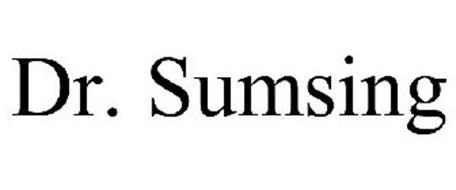 DR. SUMSING