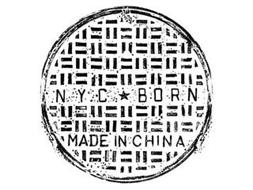 NYC BORN MADE IN CHINA