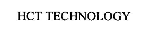 HCT TECHNOLOGY
