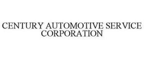 CENTURY AUTOMOTIVE SERVICE CORPORATION