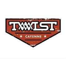 TWIST CAYENNE