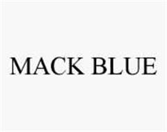 MACK BLUE