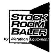 STOCK ROOM BALER BY MARATHON EQUIPMENT