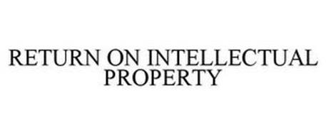 RETURN ON INTELLECTUAL PROPERTY