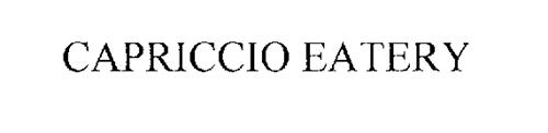 CAPRICCIO EATERY