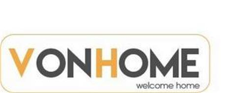 VONHOME WELCOME HOME