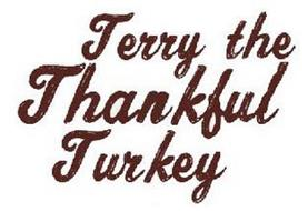 TERRY THE THANKFUL TURKEY
