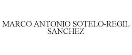 MARCO ANTONIO SOTELO-REGIL SANCHEZ