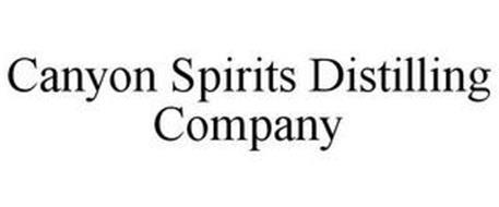CANYON SPIRITS DISTILLING COMPANY