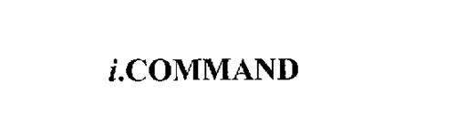 I.COMMAND