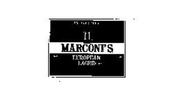 EXTRA PREMIUM MARCONI'S EUROPEAN BEER LAGER BEER