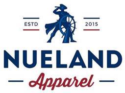 NUELAND APPAREL ESTD 2015