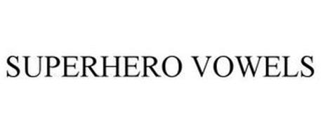 SUPERHERO VOWELS