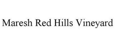 MARESH RED HILLS VINEYARD