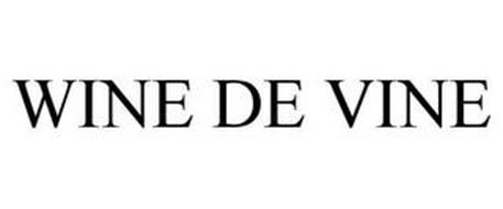 WINE DE VINE