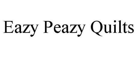 EAZY PEAZY QUILTS