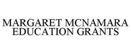 MARGARET MCNAMARA EDUCATION GRANTS