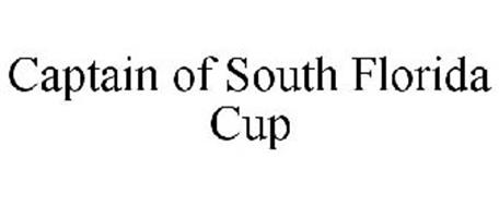 CAPTAIN OF SOUTH FLORIDA CUP