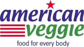 AMERICAN VEGGIE FOOD FOR EVERY BODY