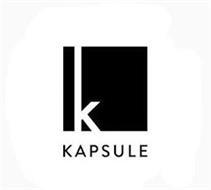 K KAPSULE