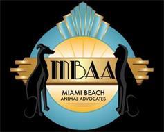 MBAA MIAMI BEACH ANIMAL ADVOCATES