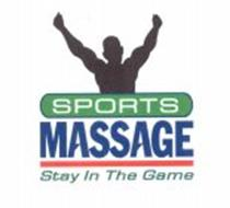 SPORTS MASSAGE STAY IN THE GAME
