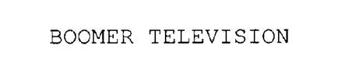 BOOMER TELEVISION
