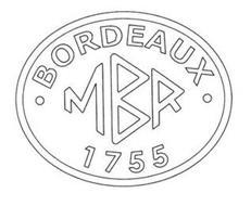 · BORDEAUX · MBR 1755