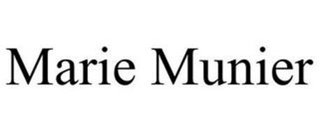 MARIE MUNIER