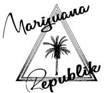 MARIJUANA REPUBLIK