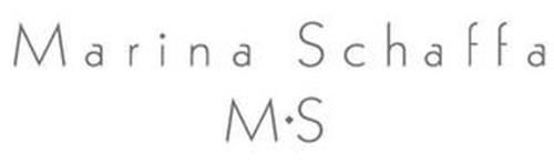MARINA SCHAFFA M · S