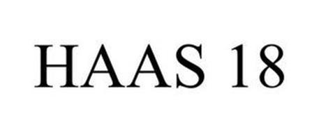 HAAS 18