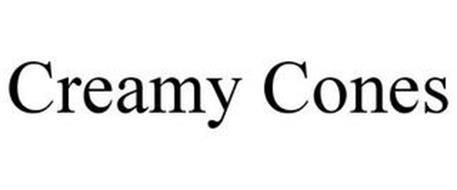 CREAMY CONES