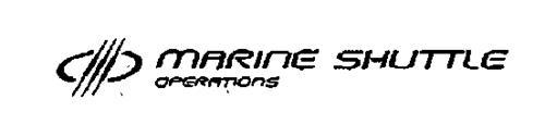 MARINE SHUTTLE OPERATIONS