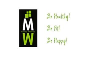 MW MARINO WELLNESS BE HEALTHY! BE FIT! BE HAPPY!
