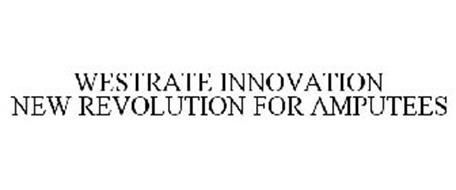 WESTRATE INNOVATION NEW REVOLUTION FOR AMPUTEES
