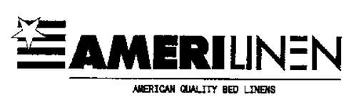AMERILINEN AMERICAN QUALITY BED LINENS