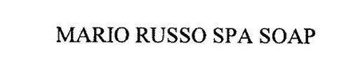 MARIO RUSSO SPA SOAP