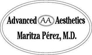 ADVANCED AA AESTHETICS MARITZA PÉREZ, M.D.