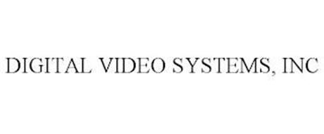 DIGITAL VIDEO SYSTEMS, INC
